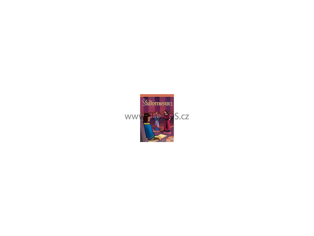 Šalomoun -  interaktivní DVD