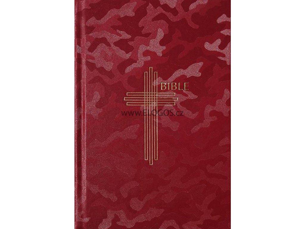 biblesloupcovacervena