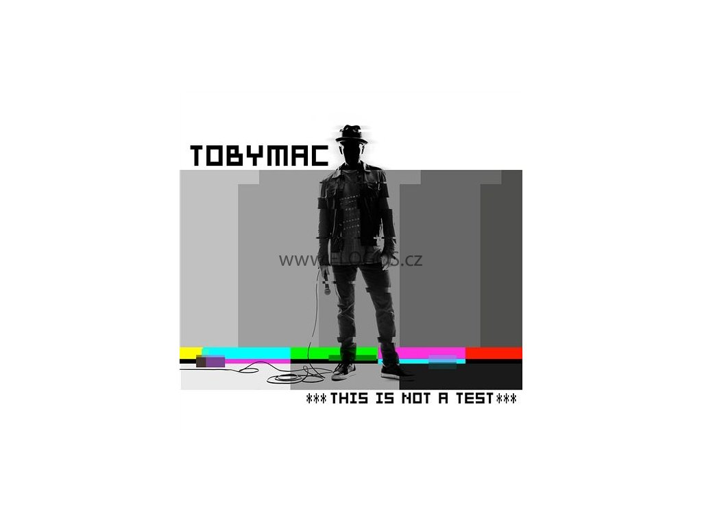 CD-tobyMac - This Is Not A Test