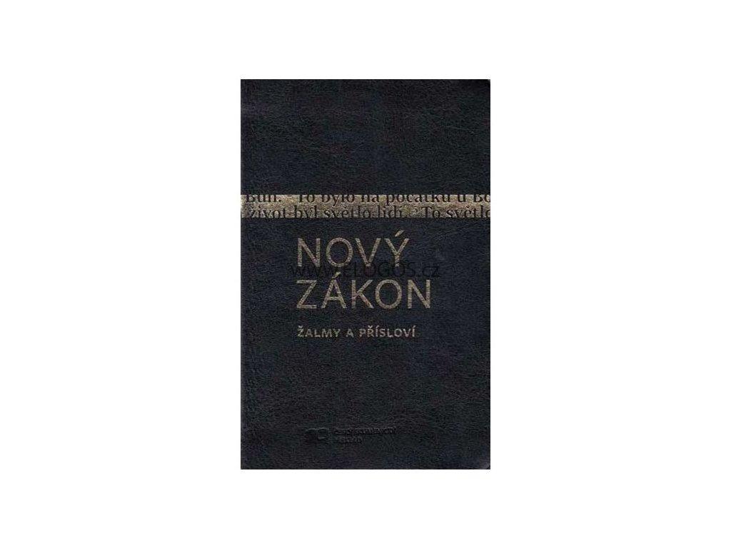 Nový zákon -  Žalmy, Přísloví, S luxus