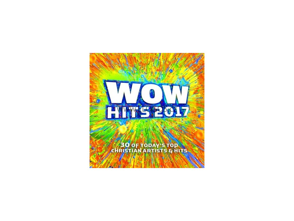 CD-Wow Hits 2017 (2CD)