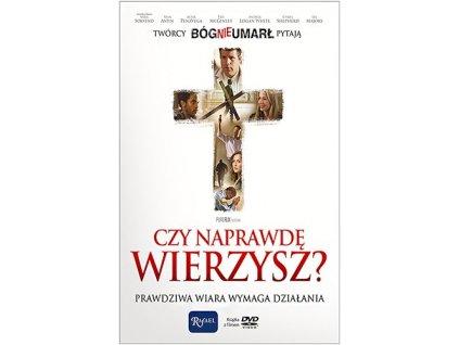 DVD-Do You Believe? -Opravdu věříš? (DVD) -  titulky PL