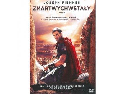DVD-Risen - Zmartwychwstały - POLSKI LEKTOR (Vstal z mrtvých)