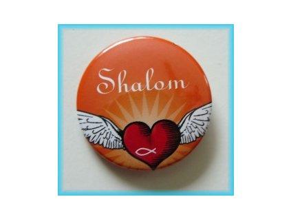 Placka 37mm - Shalom