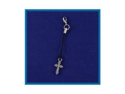 Přívěšek - Křížek akryl
