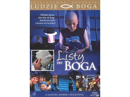 DVD-Letters To God - Listy do Boga (DVD) - POLSKI LEKTOR !
