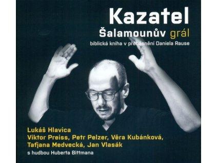CD-Kazatel – Šalamounův grál