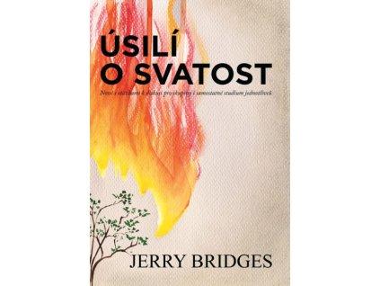 Úsilí o svatost - Jerry Bridges