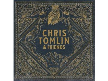 Vinýlová deska (LP)-Tomlin, Chris - Chris Tomlin  a  Friends (Vinyl LP)