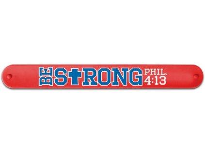 náramek samonavíjecí - Be Strong