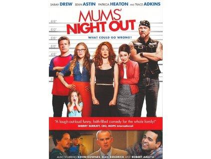 DVD-Mums' Night Out - Wychodne mamusiek (DVD) - POLSKI LEKTOR !
