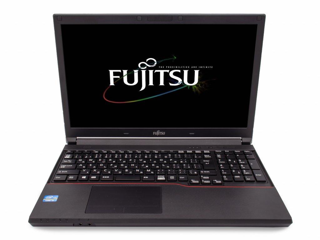 Fujitsu LifeBook A743/G