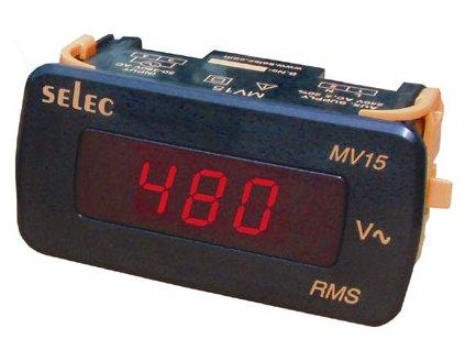 MV 15  200 - 2000 mV
