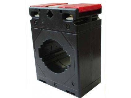 74/50 500A proudový transformátor 500A/5A, přesnost 0,5, zatížení 7,5 VA