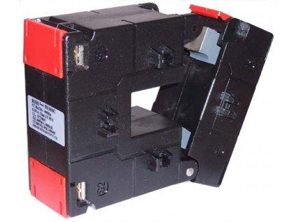 93/30 SC 100A proudový transformátor 100A/5A, přesnost 1, zatížení 1,5 VA