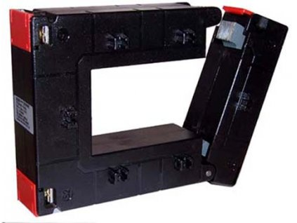 125/50 SC 500A proudový transformátor 500A/5A, přesnost 1, zatížení 5 VA