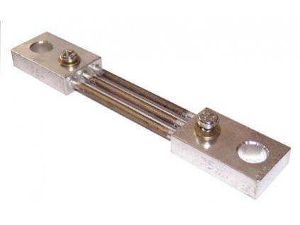 75A proudový bočník 75A/75mV, přesnost 0,5%
