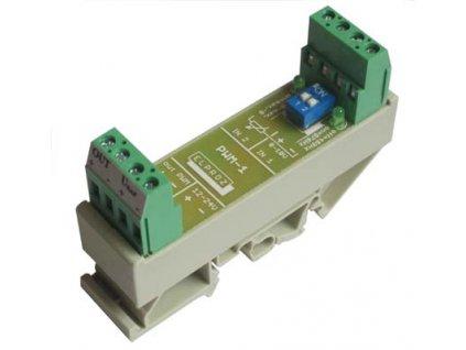 PWM - 1 - konvertor napětí 0-10 V na pulzy - vyšší frekvence