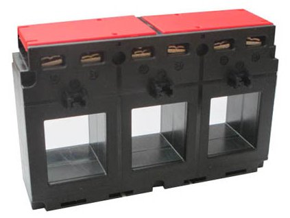 3f. proudový transformátor 3PH 140-31, 500/5A
