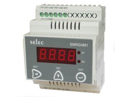 SMRD4M1-2-U otáčkoměr na DIN lištu