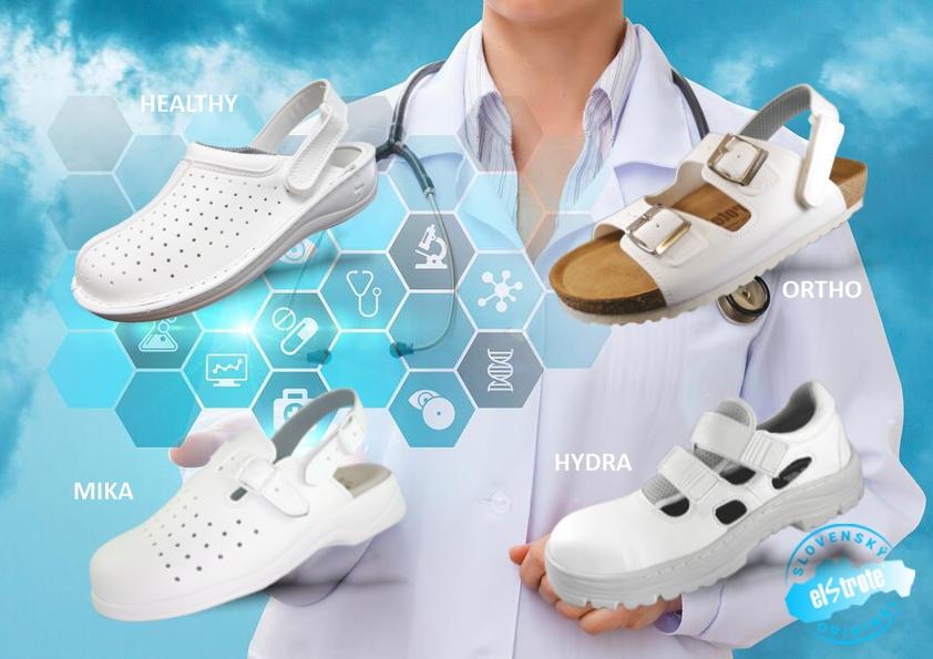 Elstrote® pohodlná zdravotná obuv