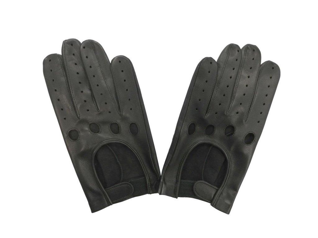 Prémiové kožené AUTO rukavice