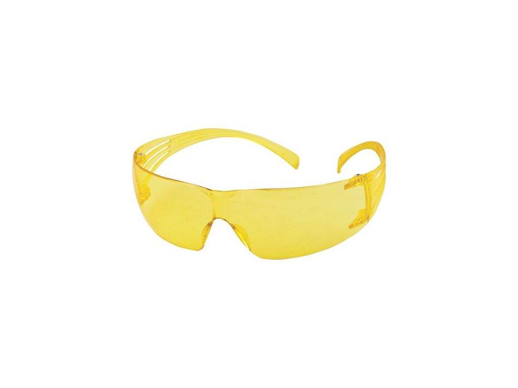 Okuliare SecureFit TM žlté SF 203