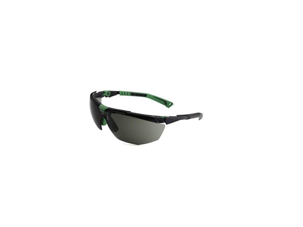 Okuliare UNIVET 5X1 zelené G15 5X1030005