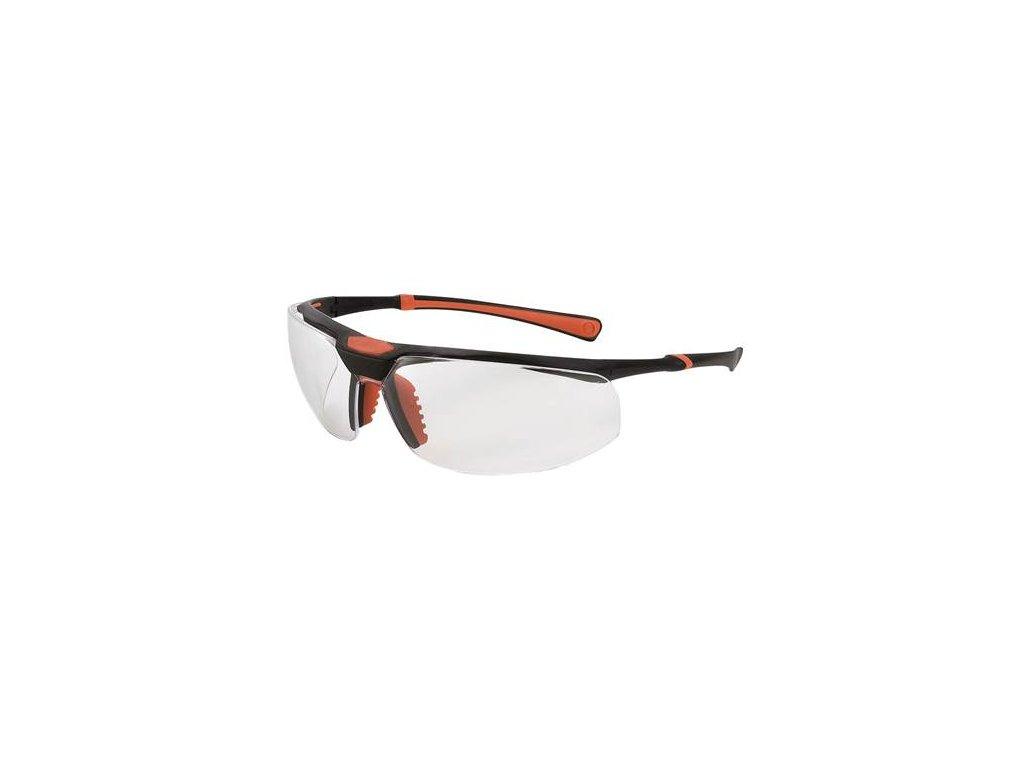 Okuliare UNIVET 5X3 číre 5X3033300