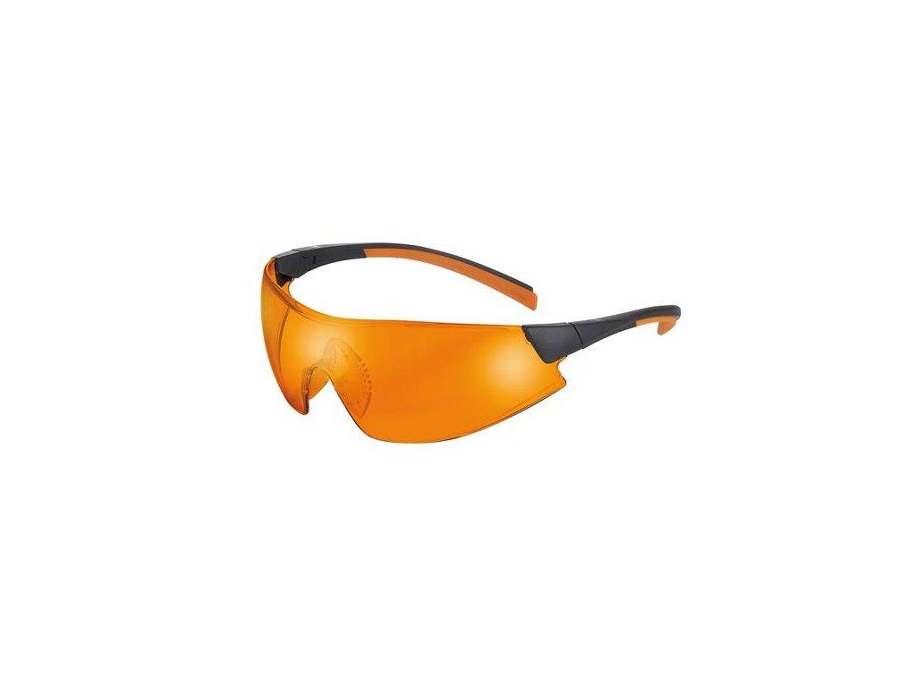 Okuliare UNIVET 546 oranžové 546.03.42.04