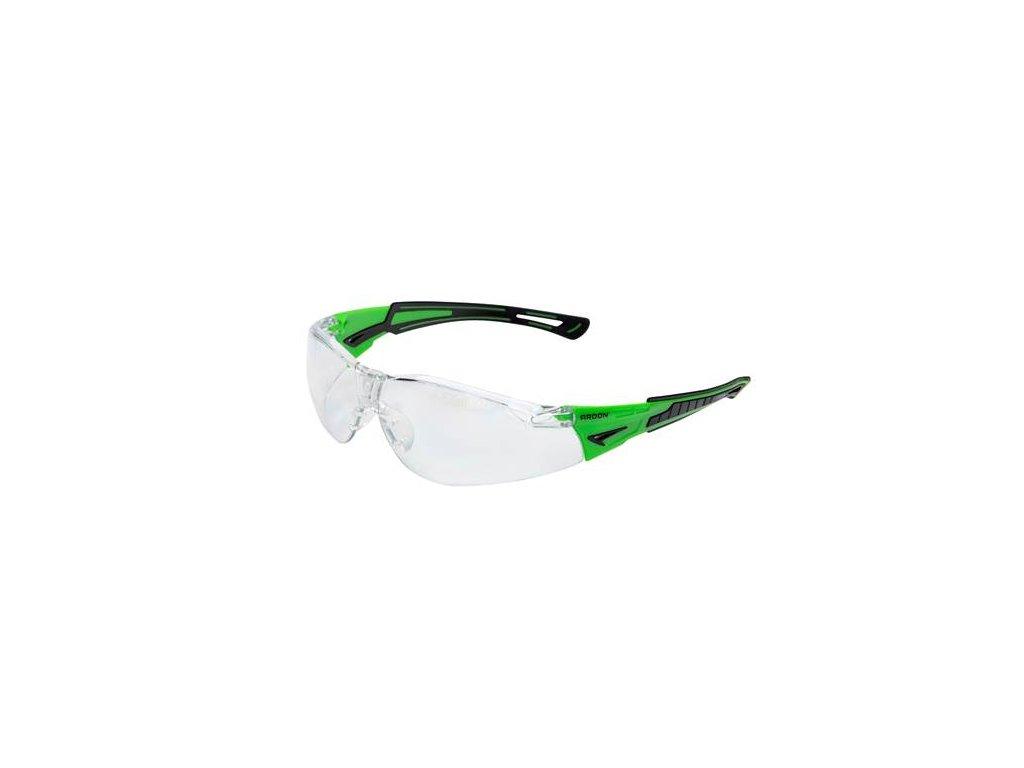 Okuliare P2 číre