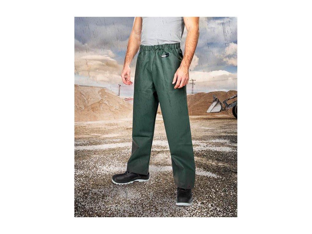 Nohavice do pása ARDON AQUA 112 zelené