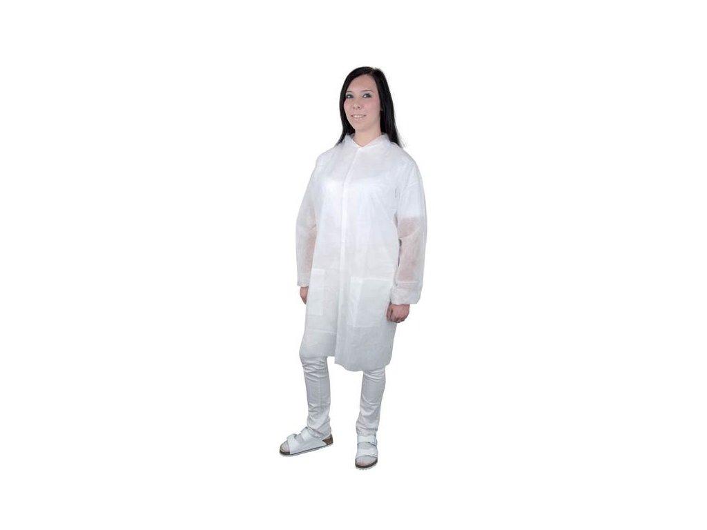 SPP plášť ARDON®SYLVIE biely