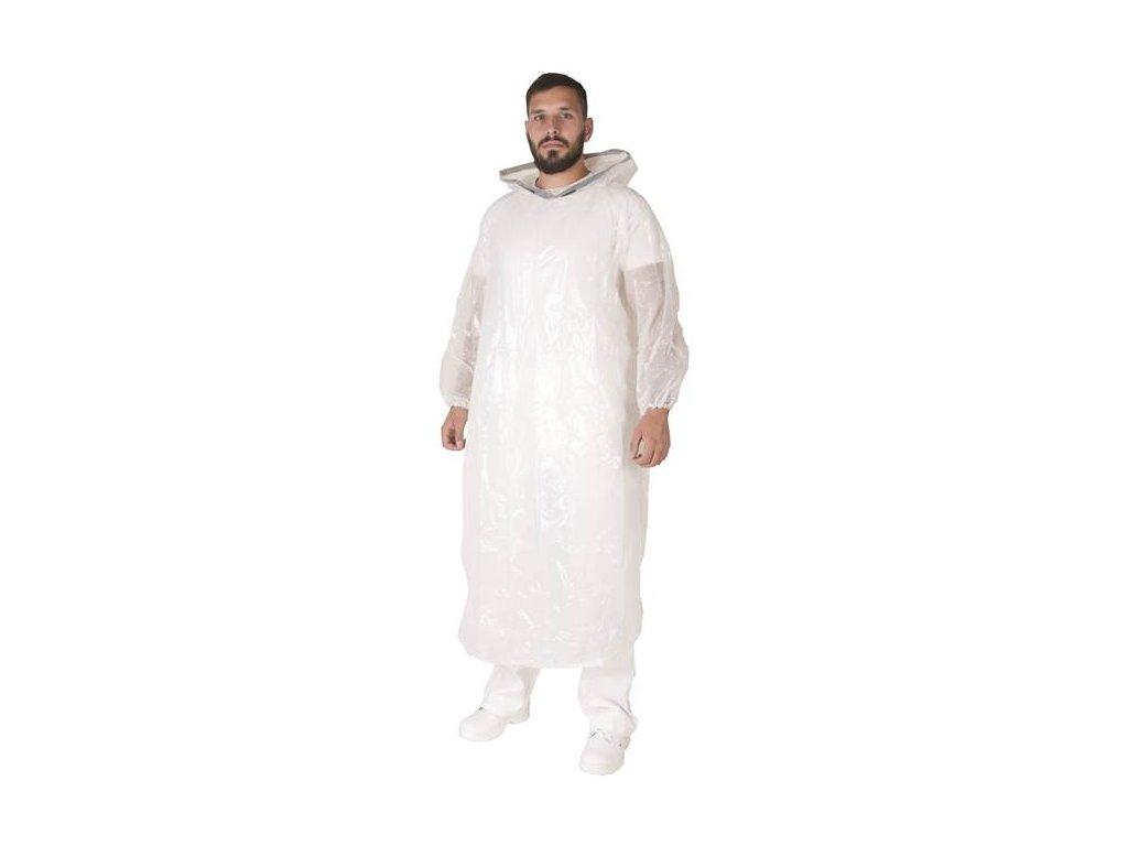 PE plášť do dážďa ARDON®MIKE White