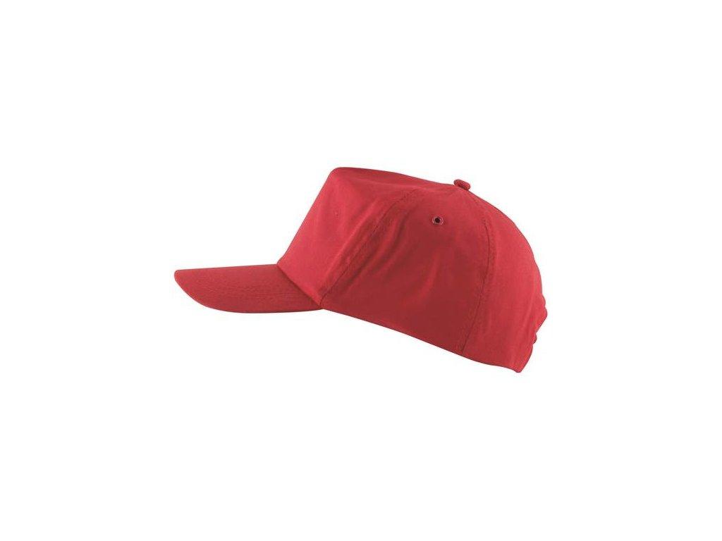 Čiapka so šiltom ARDON®LION červená