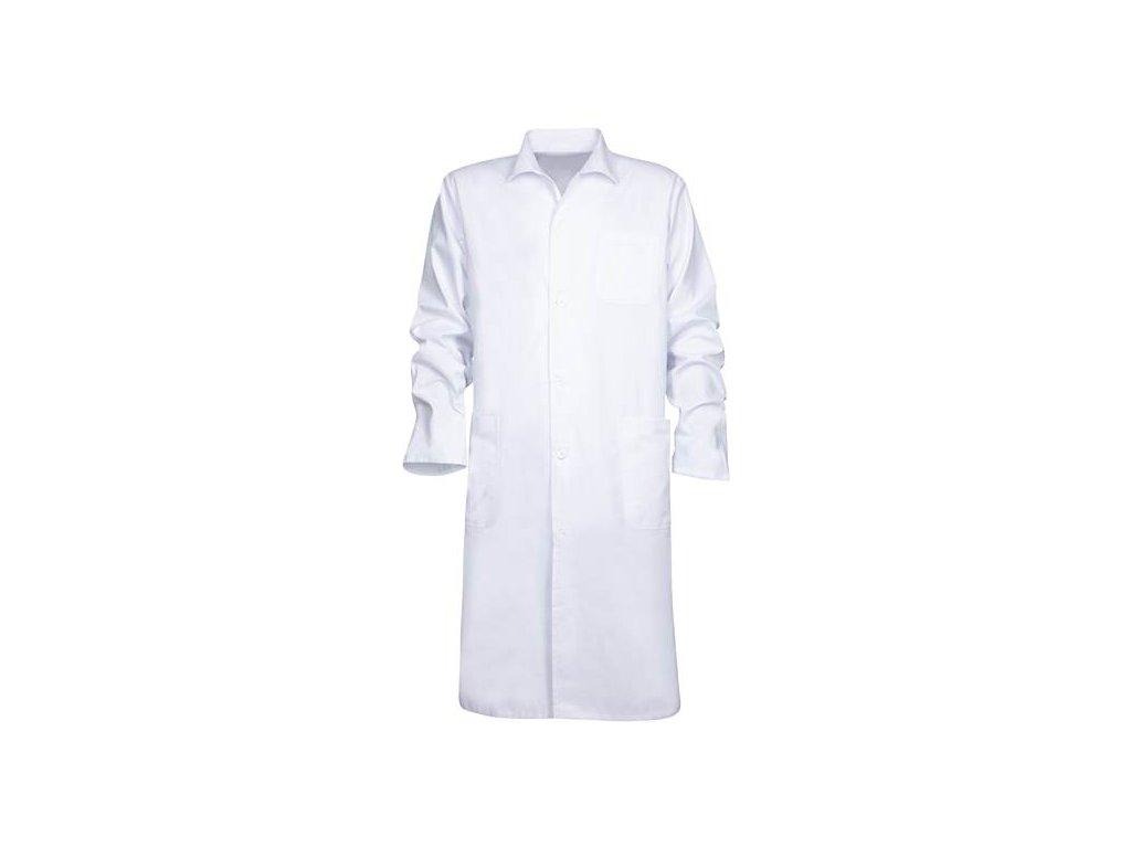 Plášť pánsky ARDON®ERIK dl. rukáv biely