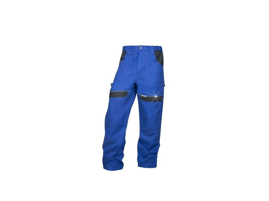 Nohavice do pása COOL TREND modré 194 cm