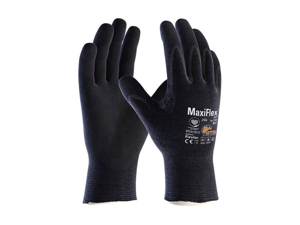 Rukavice MAXIFLEX CUT 34-1743 (kevlar)