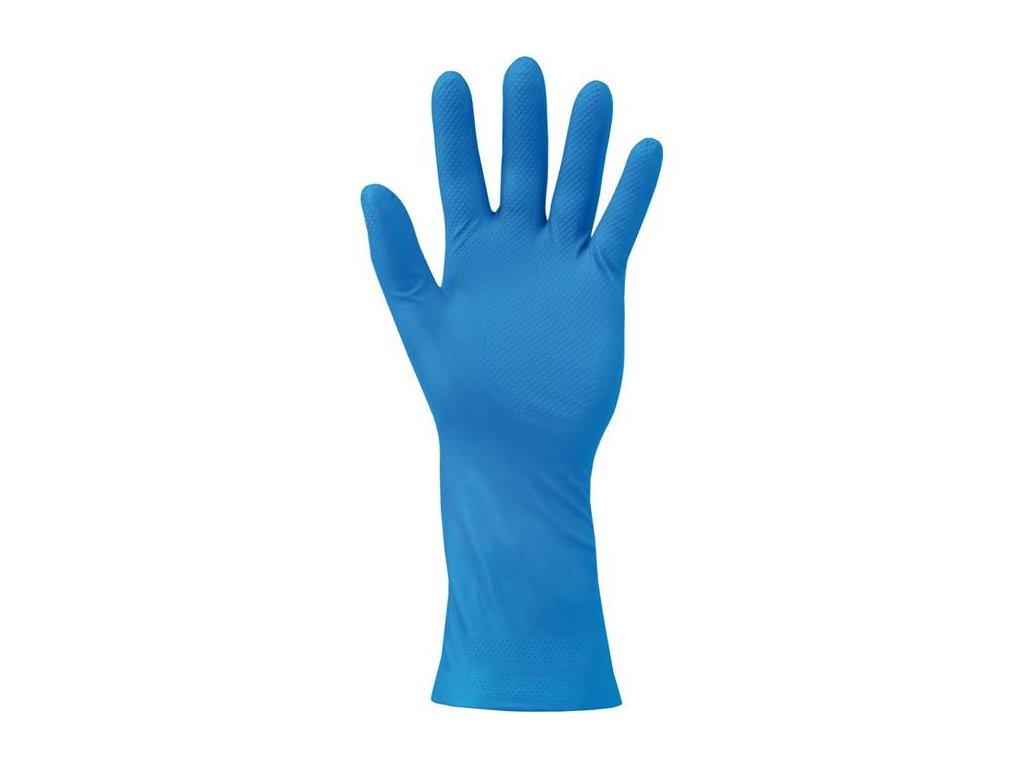 Rukavice SEMPERTIP modré