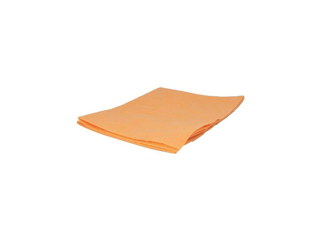 PETR - podlahová handra oranžová 60x70cm