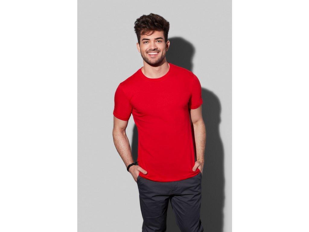 Pánske tričko Fitted