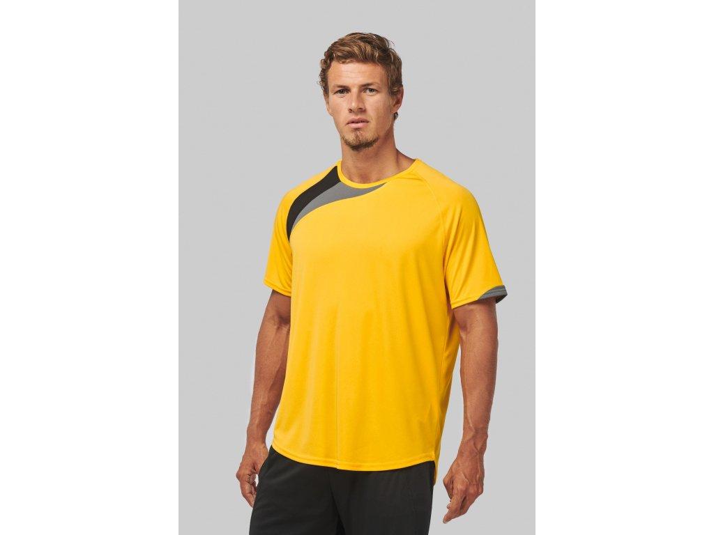 Pánsky športový dres - tričko kr.rukáv