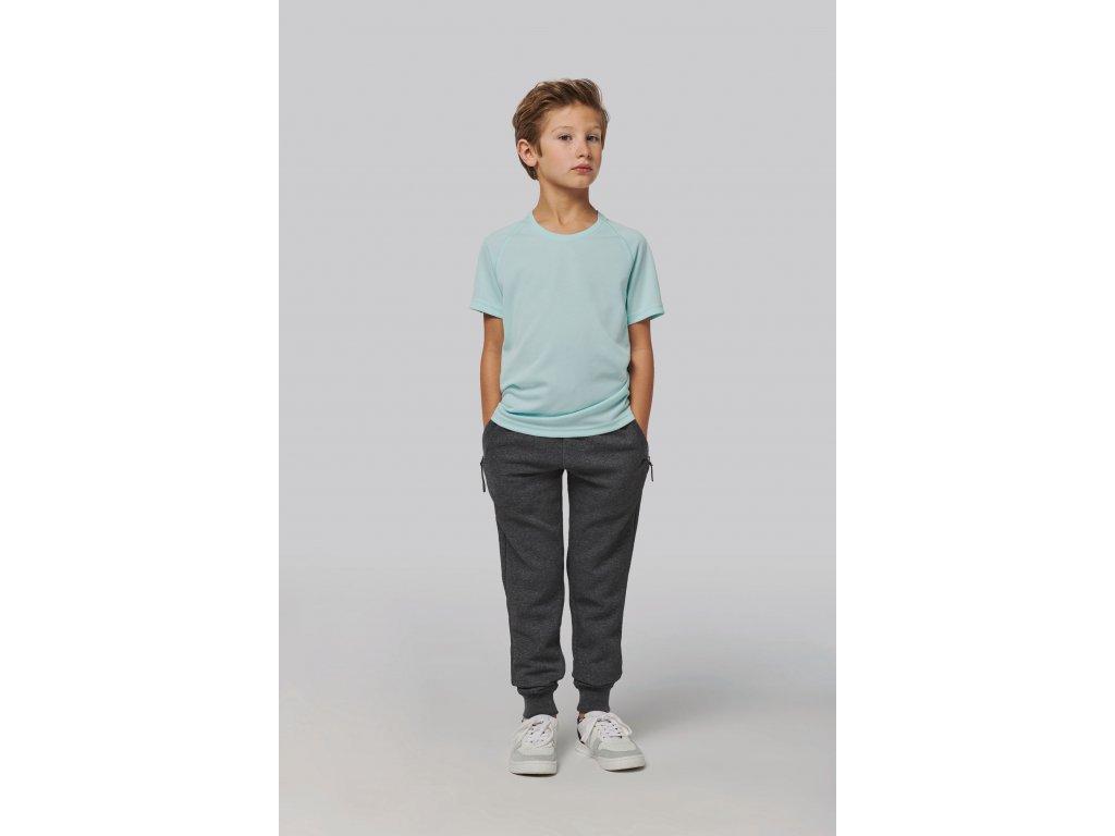 Detský dres - tričko kr. rukáv