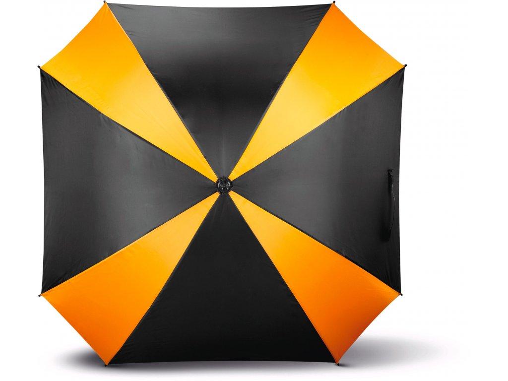 Štvorcový dáždnik