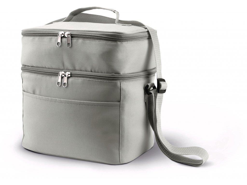 Dvojkomorová termo taška