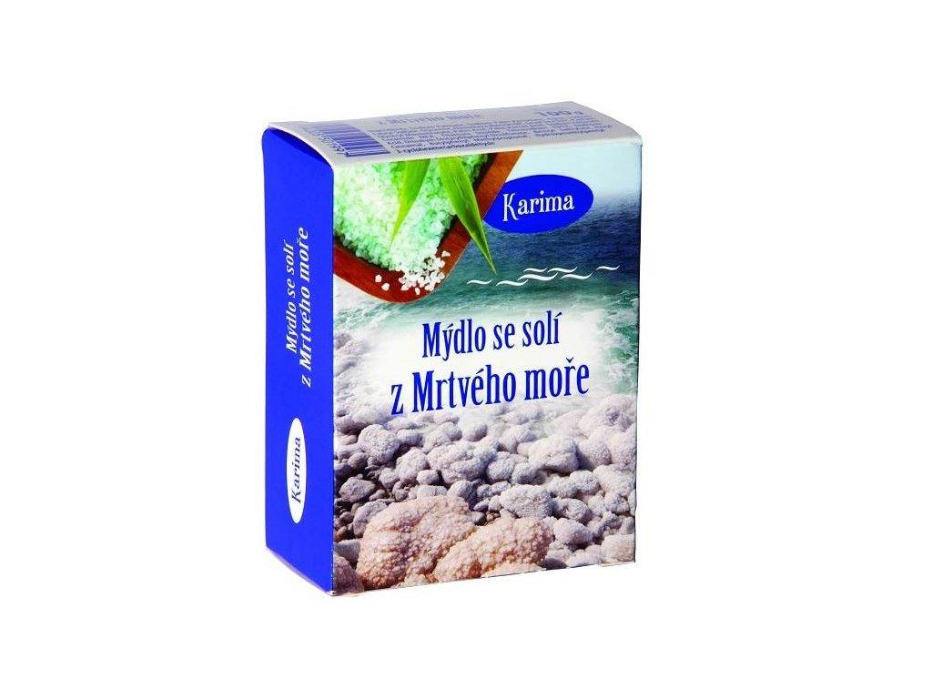 Mydlo so soľou z Mŕtveho mora, 100g