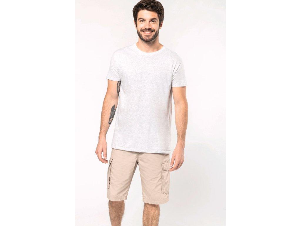 Pánske šortky s vreckami - Bermuda