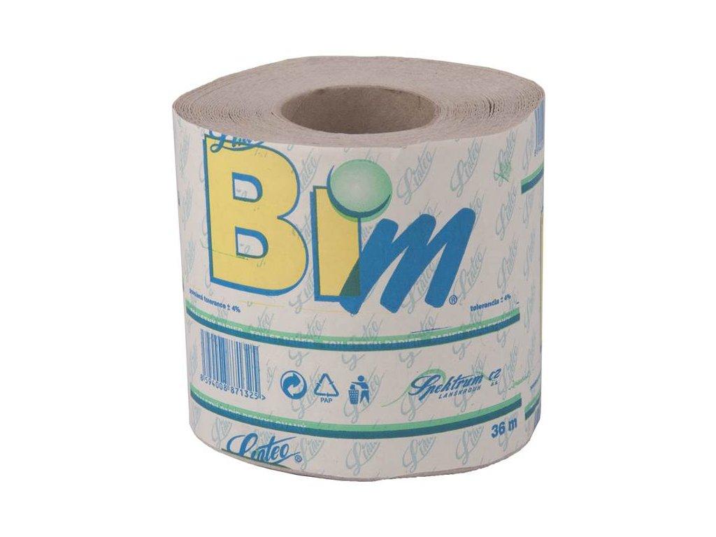 Toaletný papier (400 útržkov, 36m)