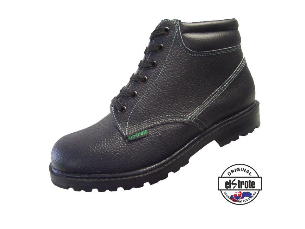 Členková pracovná obuv CLASSIC O1