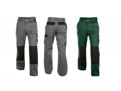 Montérkové nohavice do pása DASSY BOSTON - dopredaj